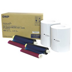 DNP DS40 6x8 Double Perforated Print Kit