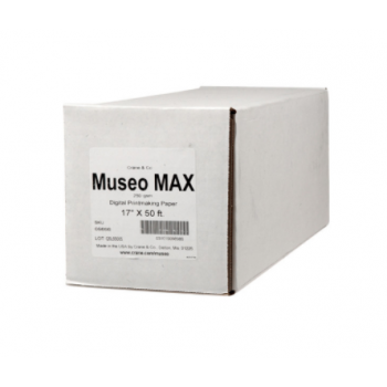 """Museo MAX Archival Fine Art Paper for Digital Printing (17"""" x 50', One Roll)"""