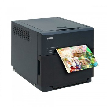DNP QW410 Demo Printer Bundle - Free Media Included