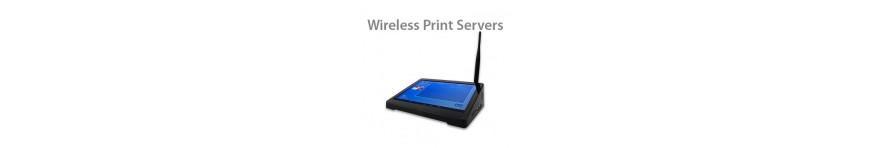 Wireless Print Servers
