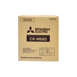 Mitsubishi CP-M1A 6x8 Print Kit