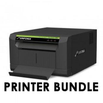 "Sinfonia CS2 6"" Compact Printer Bundle ~ FREE 4x6 Media kit, SKB Travel Case"